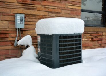Why Doesn't My Heat Pump Keep Up When It's Really Cold Outside in Fredericksburg?