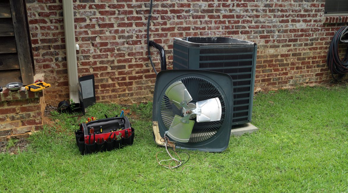 Replace Heating and Air Conditioner